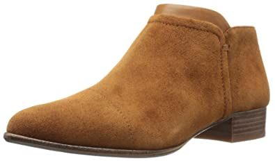 Vince Camuto Women's Jody Ankle Bootie, Rustic/Gingerbread, ...