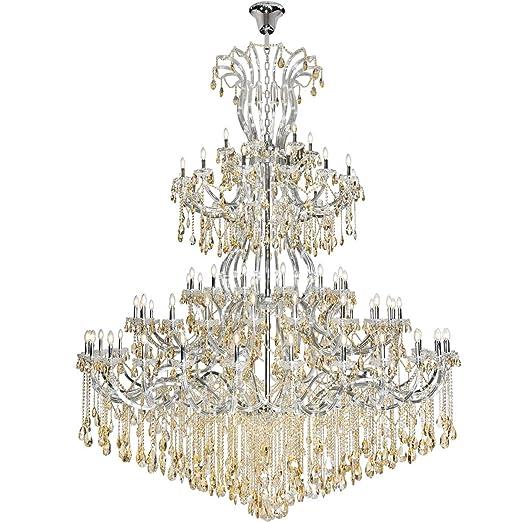 Amazon.com: Chandeliers 84 - Lámpara de techo con acabado ...