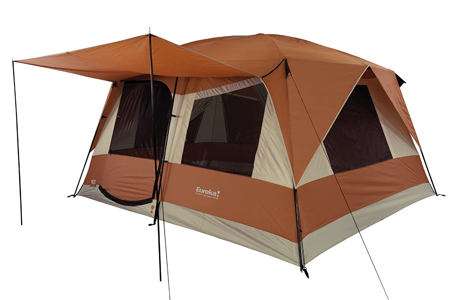 Amazon.com  Eureka! Copper Canyon 1312 - Tent (sleeps 8)  Family Tents  Sports u0026 Outdoors  sc 1 st  Amazon.com & Amazon.com : Eureka! Copper Canyon 1312 - Tent (sleeps 8) : Family ...