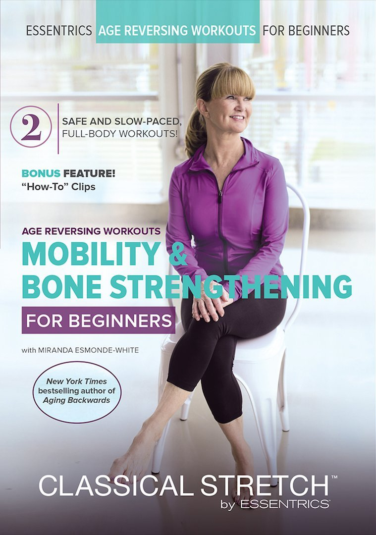 Amazon.com: Classical Stretch - Age Reversing Workouts for Beginners:  Mobility & Bone Strengthening: Miranda Esmonde-White: Movies & TV