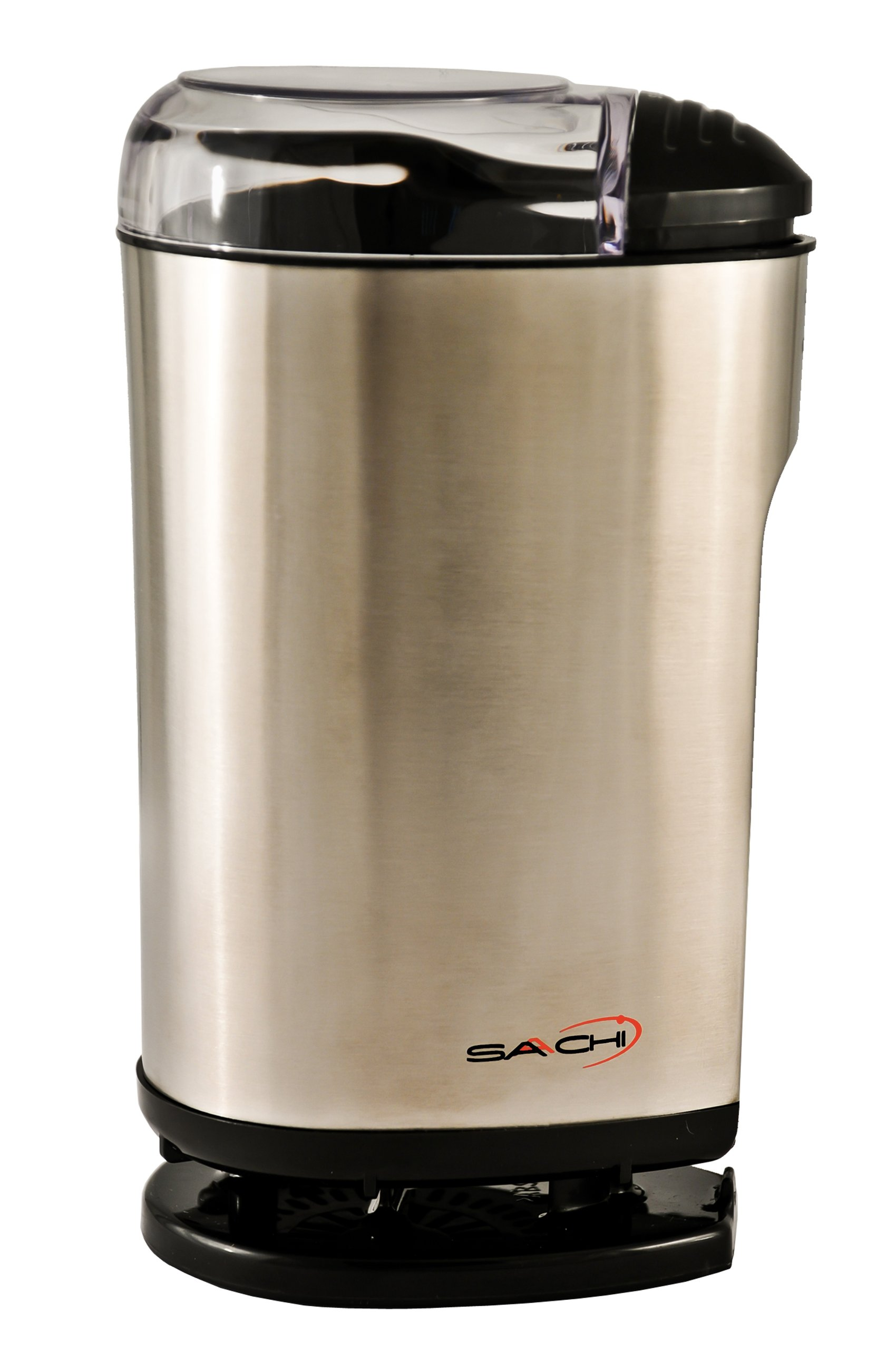 Saachi SA-1440 Electric Coffee Grinder, Small, Silver