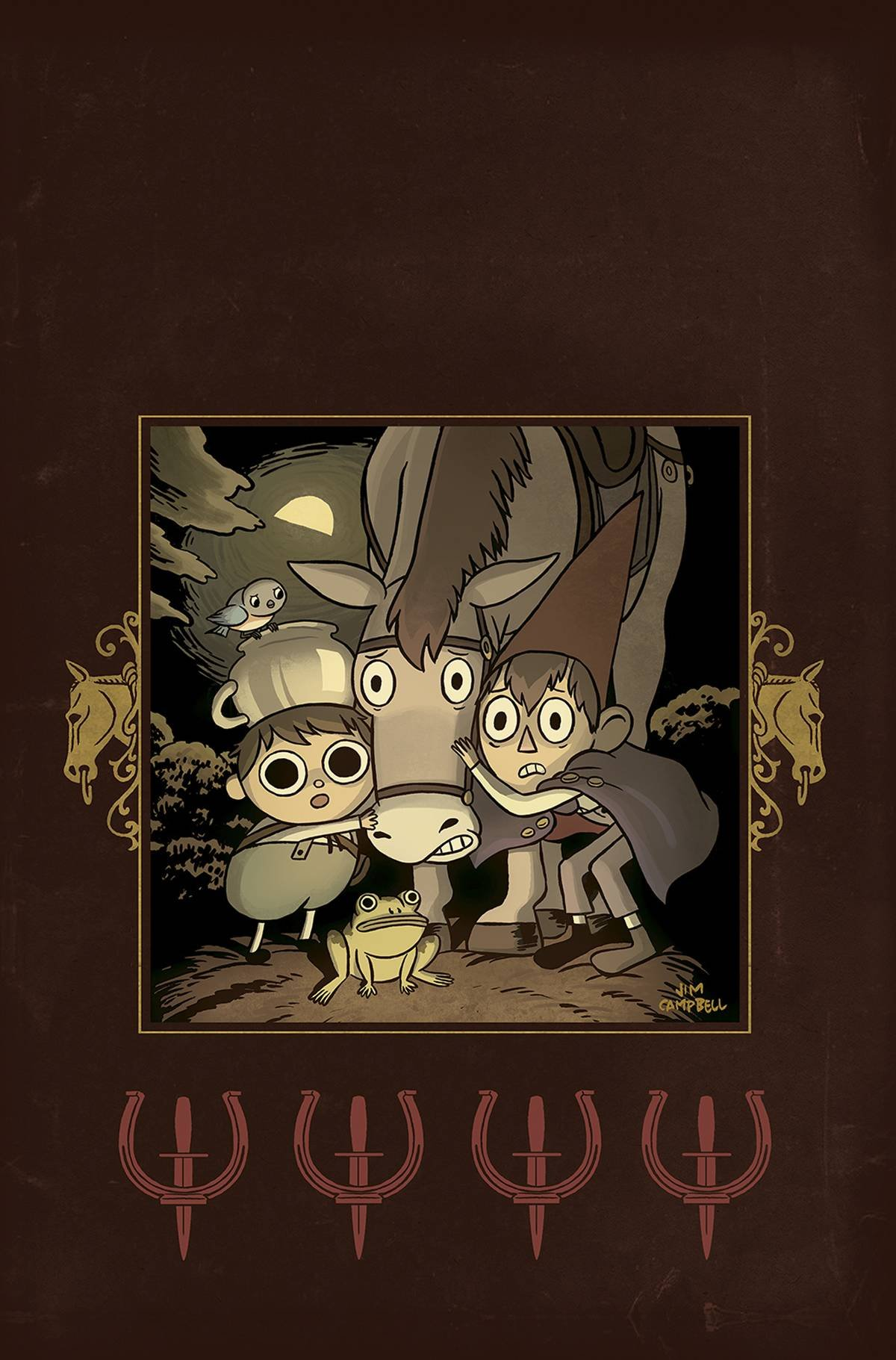 Over the Garden Wall, No. 2: Pat McHale: Amazon.com: Books