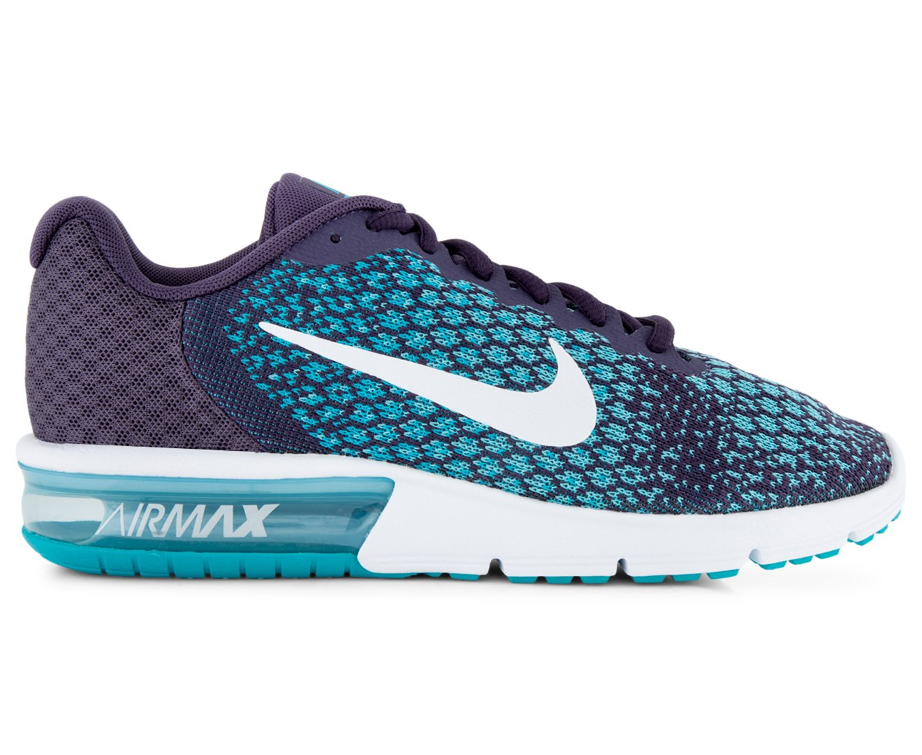 Nike Air Max Sequent 2 Womens Style: 852465-500 Size: 9.5 M US