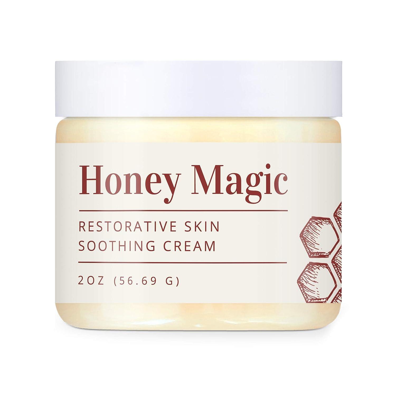Amazon Com Honey Magic Restorative Skin Soothing Cream Gentle