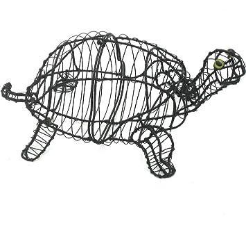 Tortoise / Turtle topiary frame - MEDIUM size: Amazon.co.uk: Garden ...