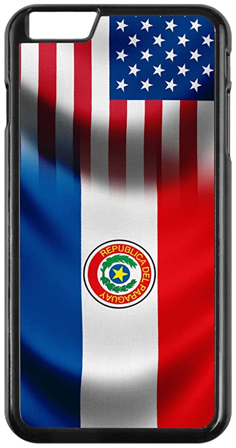 Amazon.com: Funda para iPhone 6 – bandera de Paraguay ...