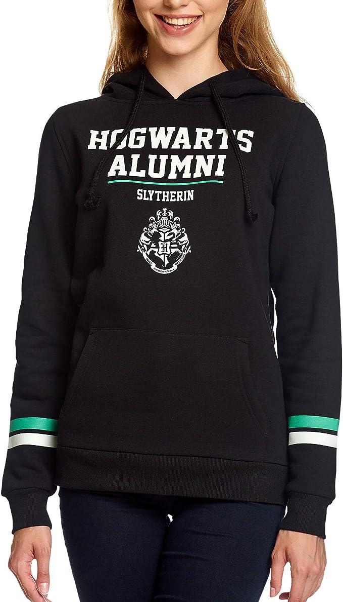 slytherin hoodie damen