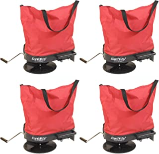 product image for Earthway 2750 Hand Crank Garden Seeder Seed and Fertilizer Spreader (4 Pack)