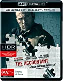 The Accountant (4K Ultra HD + Blu-ray + Digital)