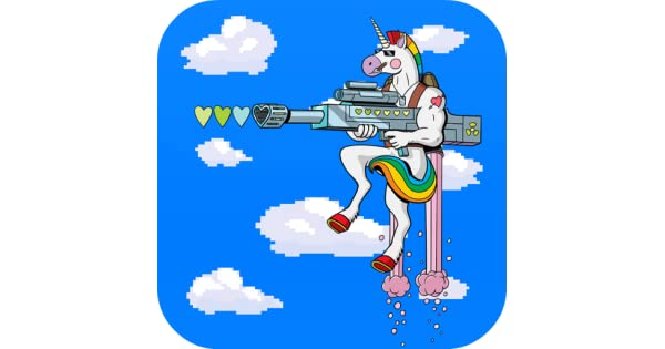 Amazon.com: The Jump Mission: Jetpack Unicorn Hero Fighter Game For Kids Free + Crazy & Amazing Flying Unicorn: Appstore for Android