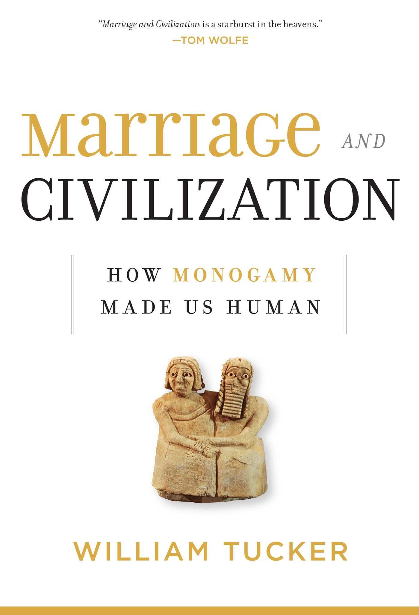monogamy and civilization