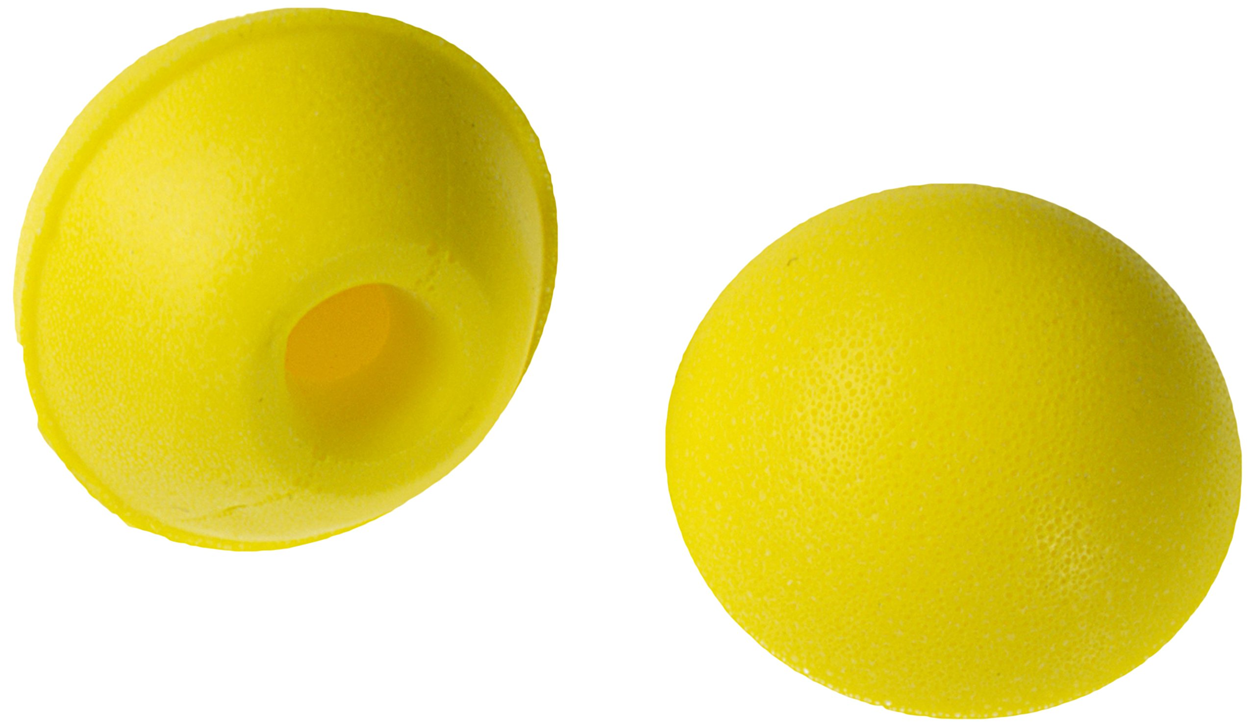 3M E-A-R Caps 19066 Model 200 Hearing Protector Replacement Pods 321-2103, Polyurethane, Yellow by 3M E-A-R Caps