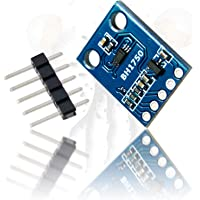 BH1750 - Luxómetro de luz ambiental (sensor I2C
