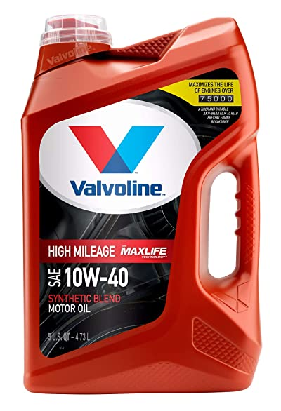 Valvoline High Mileage