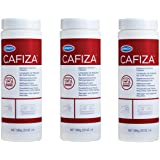 Urnex Cafiza Professional Espresso Machine Cleaning Powder 566 Grams - 3 Pack