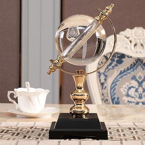 Adornos de bola de cristal oficina de escritorio adornos de ...