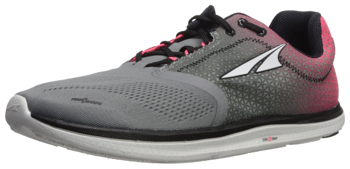 Altra Men's Solstice Sneaker Pink/Gray 7 Regular US