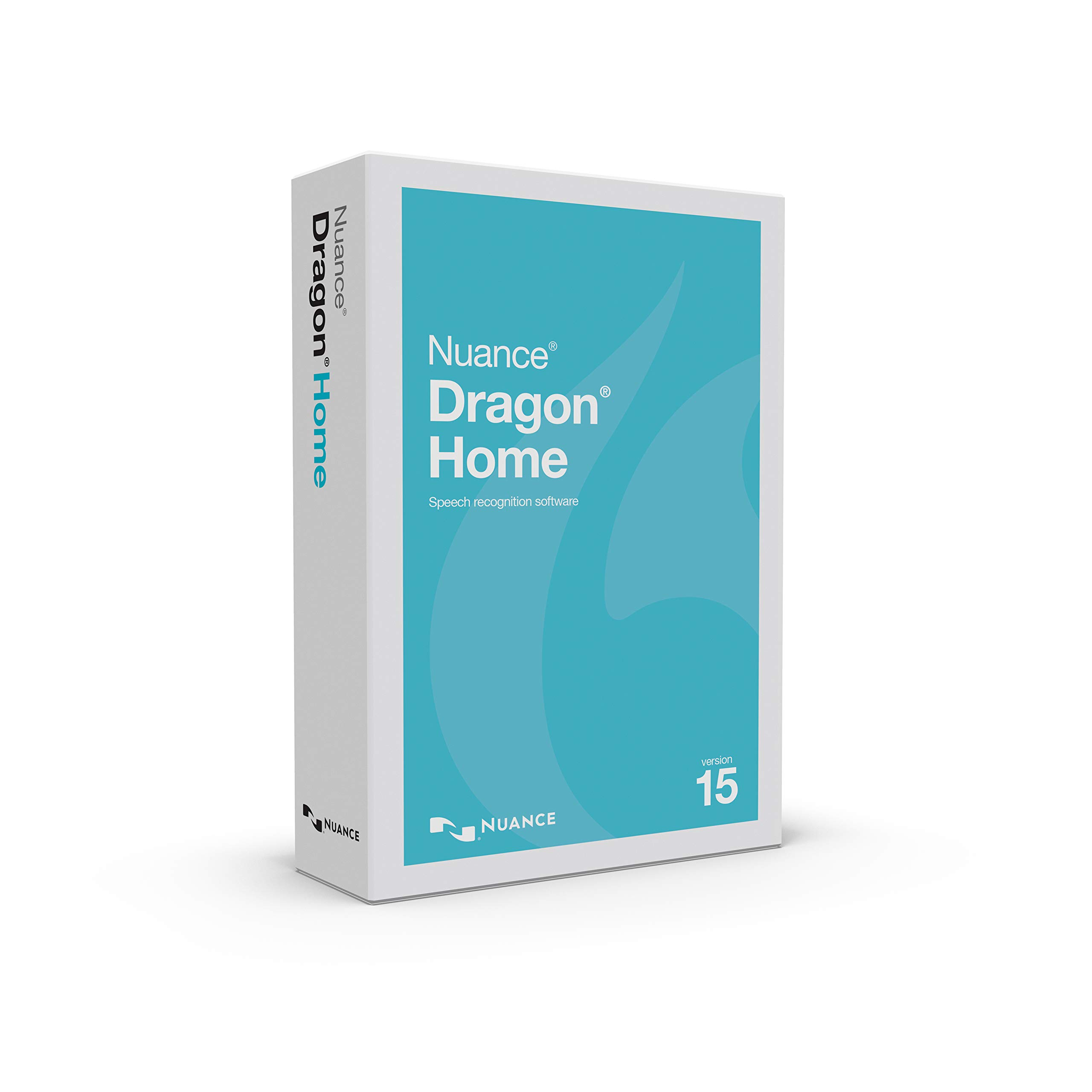 Dragon Home 15.0 by Nuance Dragon