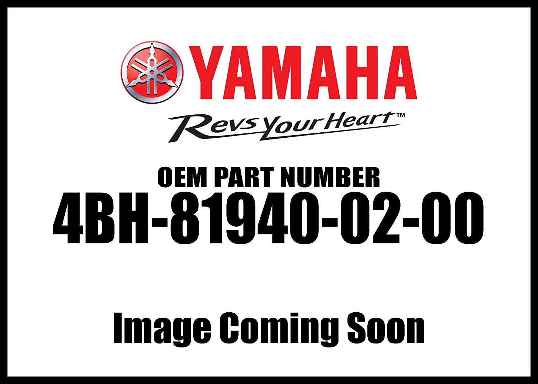Yamaha 4BH-81940-02-00 STARTER RELAY ASSY; 4BH819400200 4BH-81940-02-00 4BH-81940-01-00 4BH-81940-00-00,