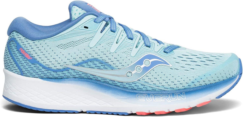 Chaussures de Running Comp/étition Femme Saucony Ride Iso 2