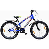 TATA Stryder Frontex 24T Bicycle Full Heavy Tyre Road Cycle (Road/Mountain Bike)