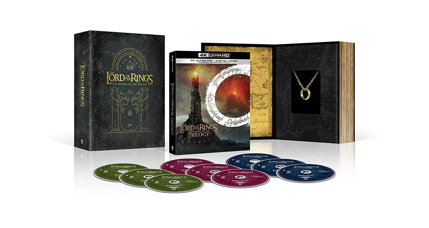 The Ultimate Collector's Editions, coming summer 2021, will include standard Blu-ray and new bonus content.
