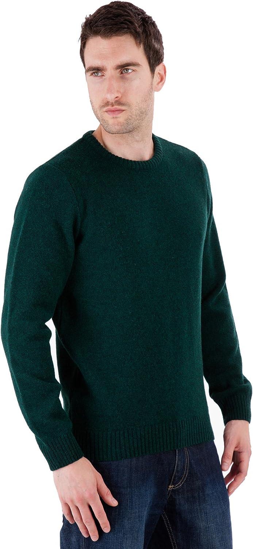 Paul James Knitwear Archer Pure Lambswool Mens Sweater