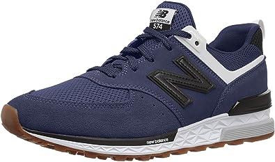 new balance 574 sport nere