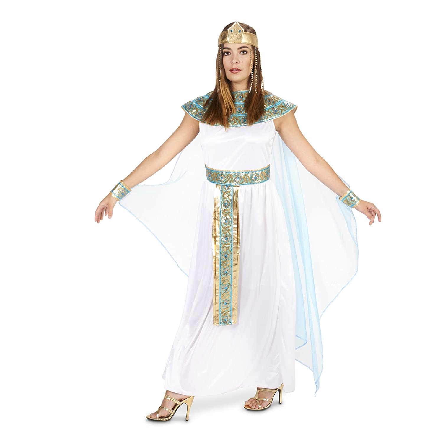 Plus size pharaoh adult costume simply