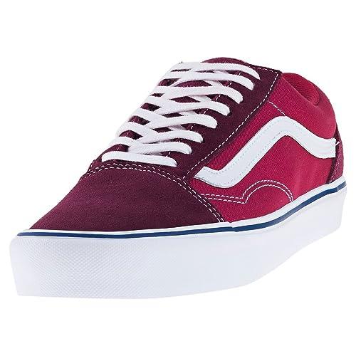 1c826f2af5 Vans Old Skool Lite Mens Trainers  Amazon.co.uk  Shoes   Bags
