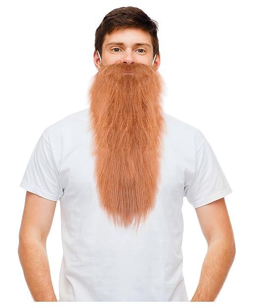 amazon com fake beard blonde zz top beard zz top costume beard