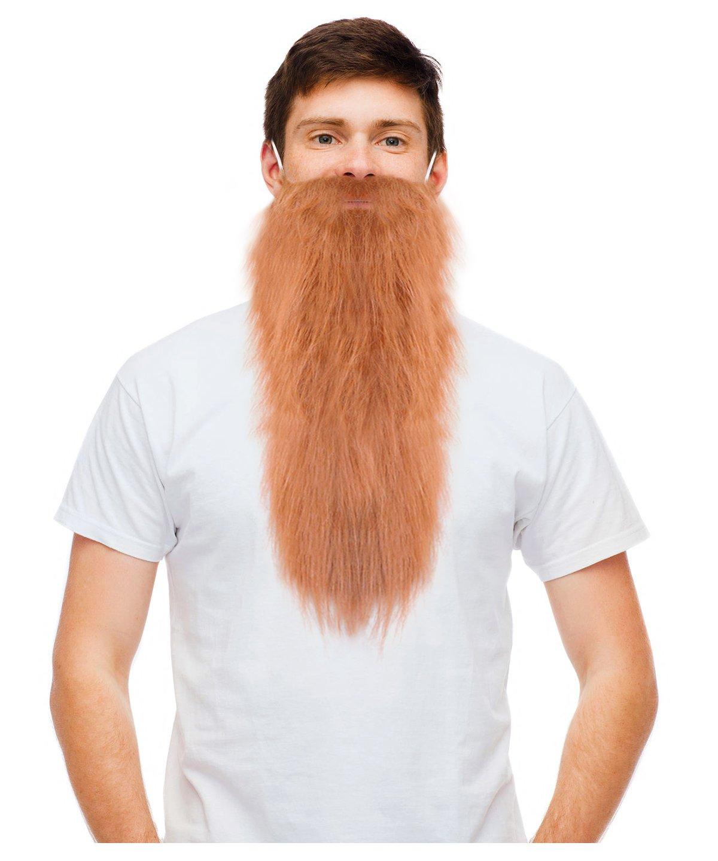 Fake Beard Blonde ZZ Top Beard ZZ Top Costume Beard Hillbilly Beard Dwarf Beard