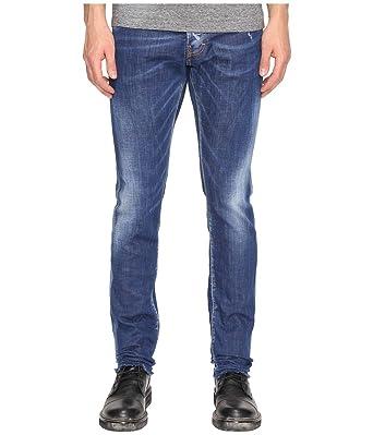 heiß-verkauf echt ziemlich cool gehobene Qualität Dsquared Herren Jeans Slim Leg COOL GUY JEAN S71LB0236 ...