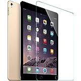 Boriyuan iPad 2017 Screen Protector, iPad Pro 9.7 Screen Protector, Tempered Glass 9H Screen Protector with Cleaning Cloth for New iPad 2017 9.7/iPad Pro 9.7/iPad Air 2