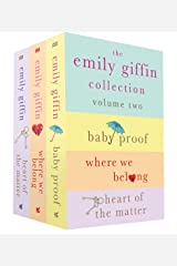 The Emily Giffin Collection: Volume 2: Baby Proof, Where We Belong, Heart of the Matter Kindle Edition