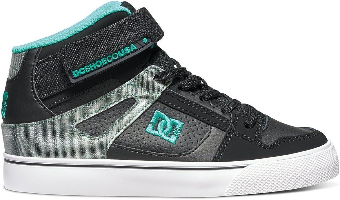 DC Kids Youth Spartan High Ev Skate Shoes Sneaker