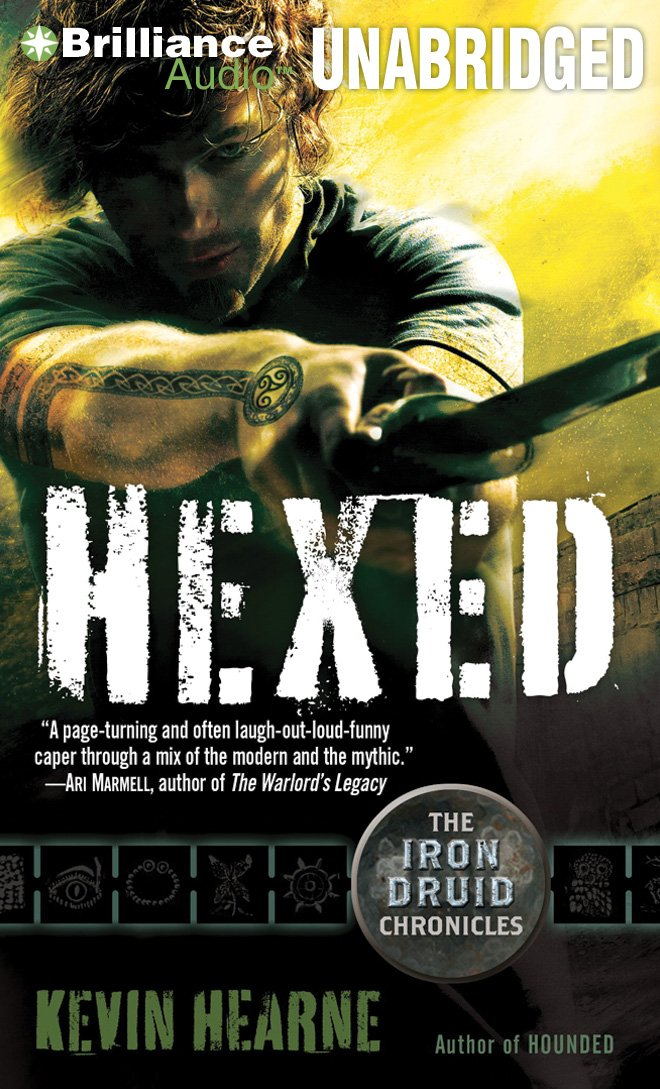 Download Hexed: The Iron Druid Chronicles pdf epub