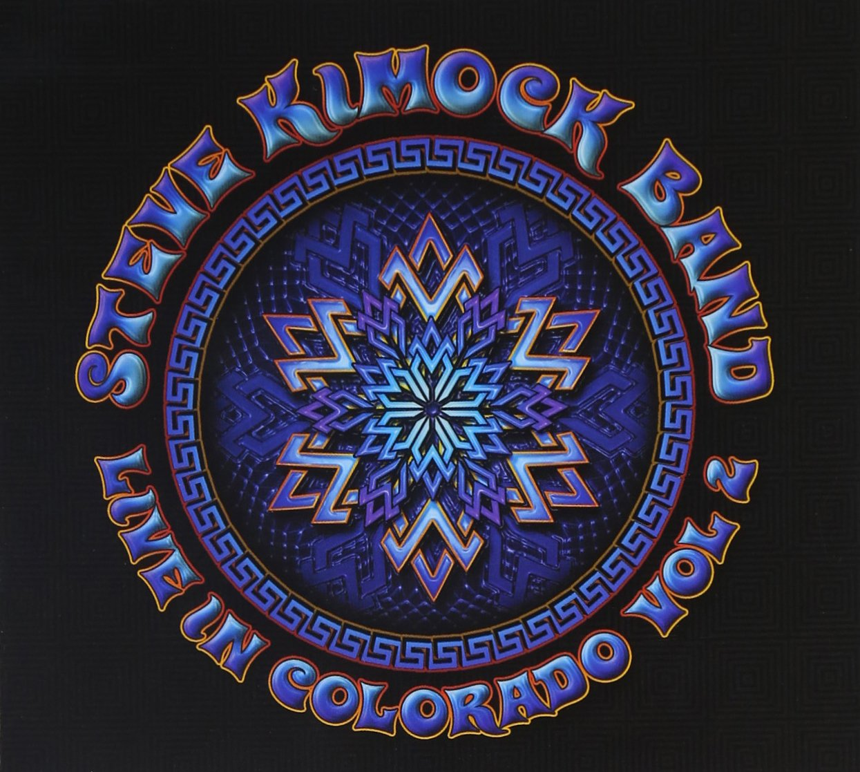 Live In Colorado, Vol. 2 by Steve Kimock