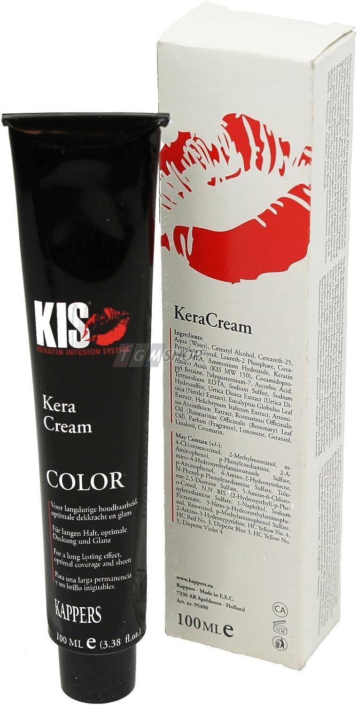kappers Kis Kera – Coloración en crema, Tinte para el cabello ...