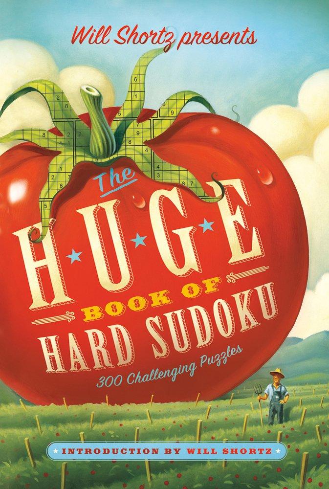 Will Shortz Presents Huge Sudoku product image