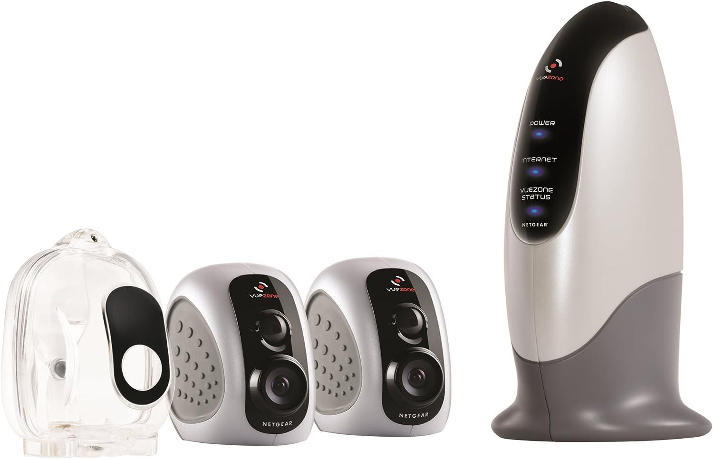 NETGEAR VueZone Wire-free Video Monitoring System (VZSM2720-100NAS)