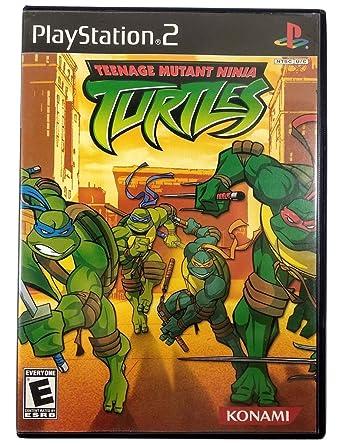 Amazon.com: Teenage Mutant Ninja Turtles (PS2): Video Games