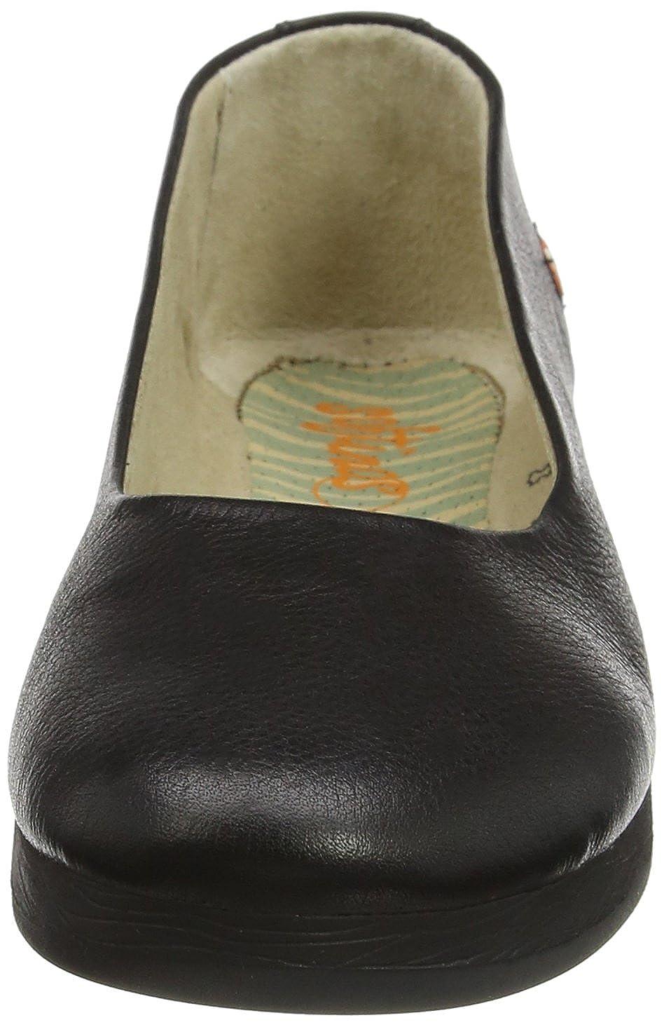 Softinos Damen Asa414sof Geschlossene Ballerinas, Schwarz Schwarz (schwarz 000) 000) 000) e45dde