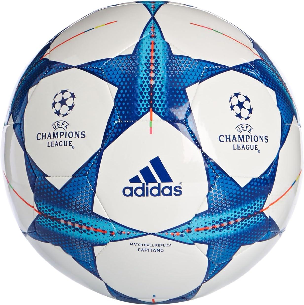 Adidas Finale 15 Capitano S90224 - Balón de fútbol, color blanco ...