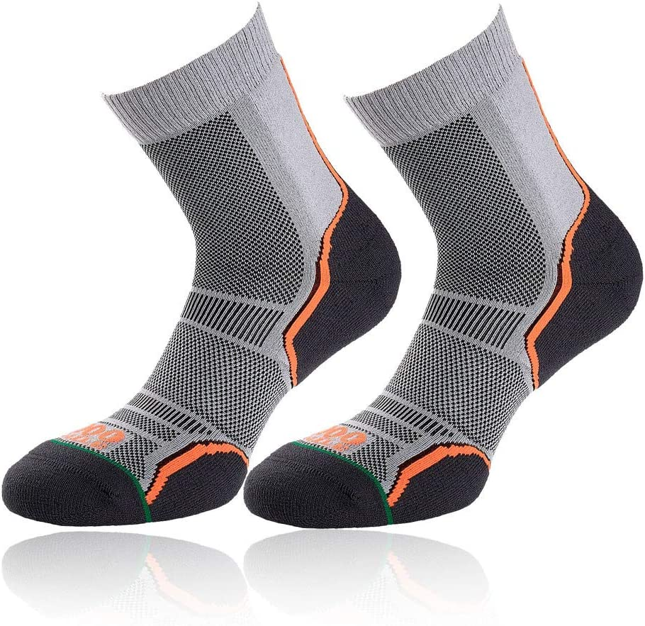 1000 Mile Trail Running Socks AW20 Twin Pack