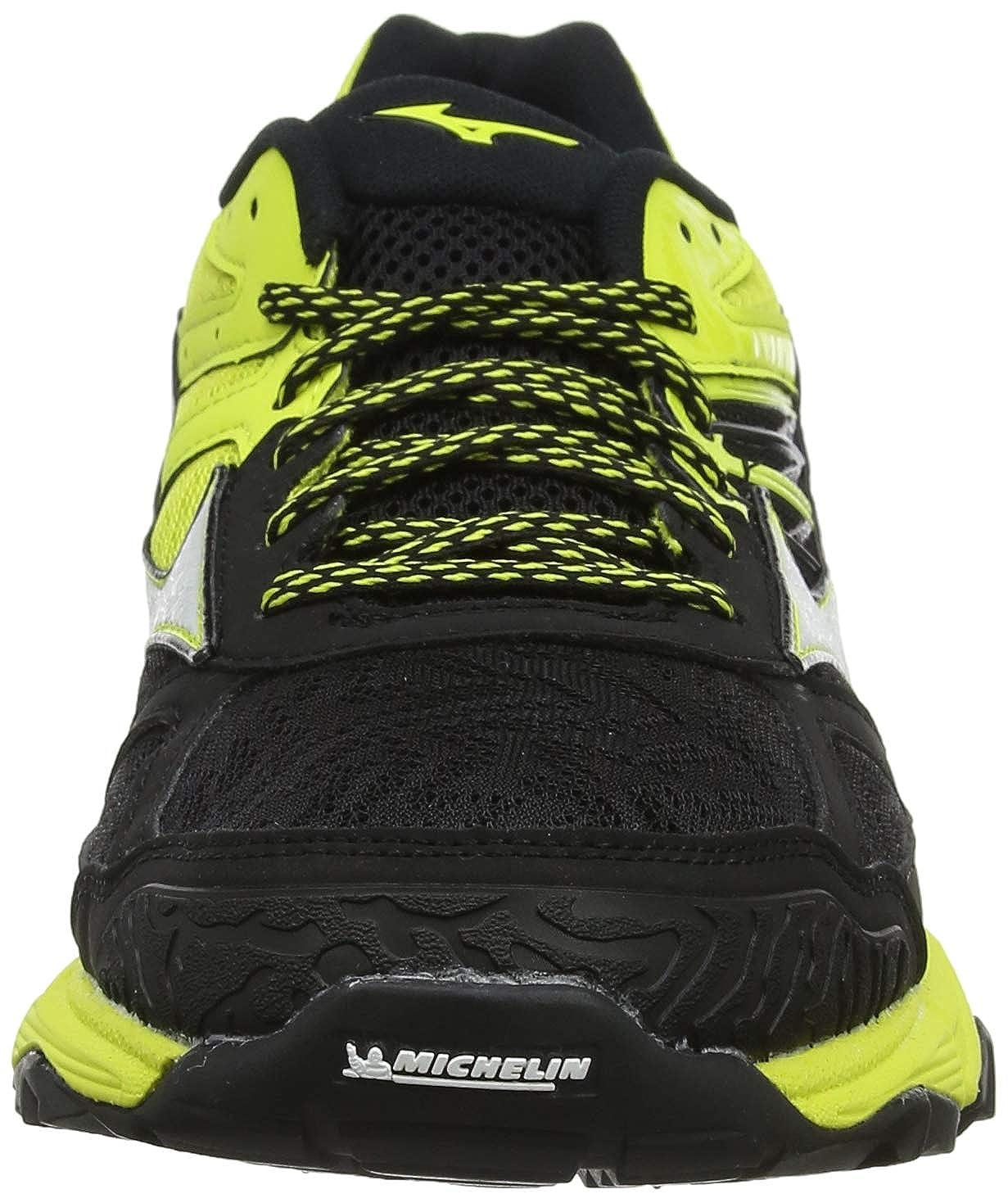 Mizuno Wave Mujin 5, Zapatillas de Running para Asfalto para Hombre