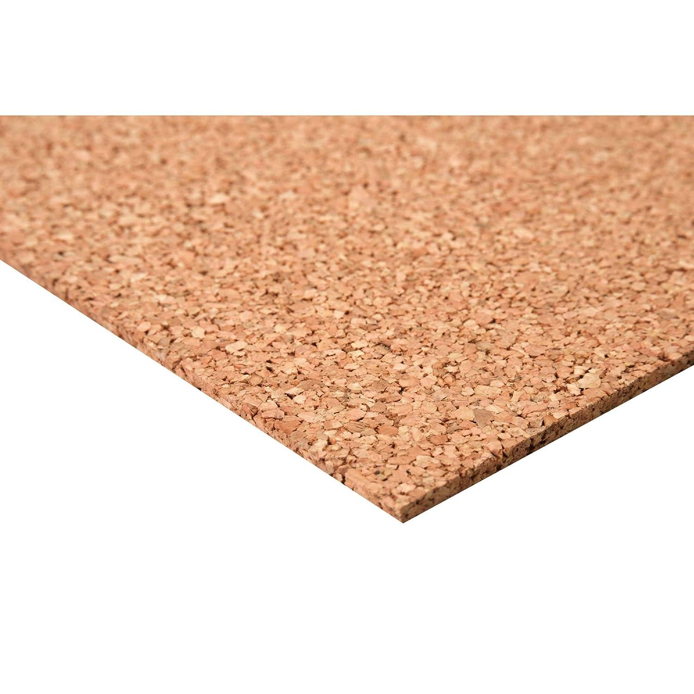 1 Meter x 500mm Cork Sheet 6mm