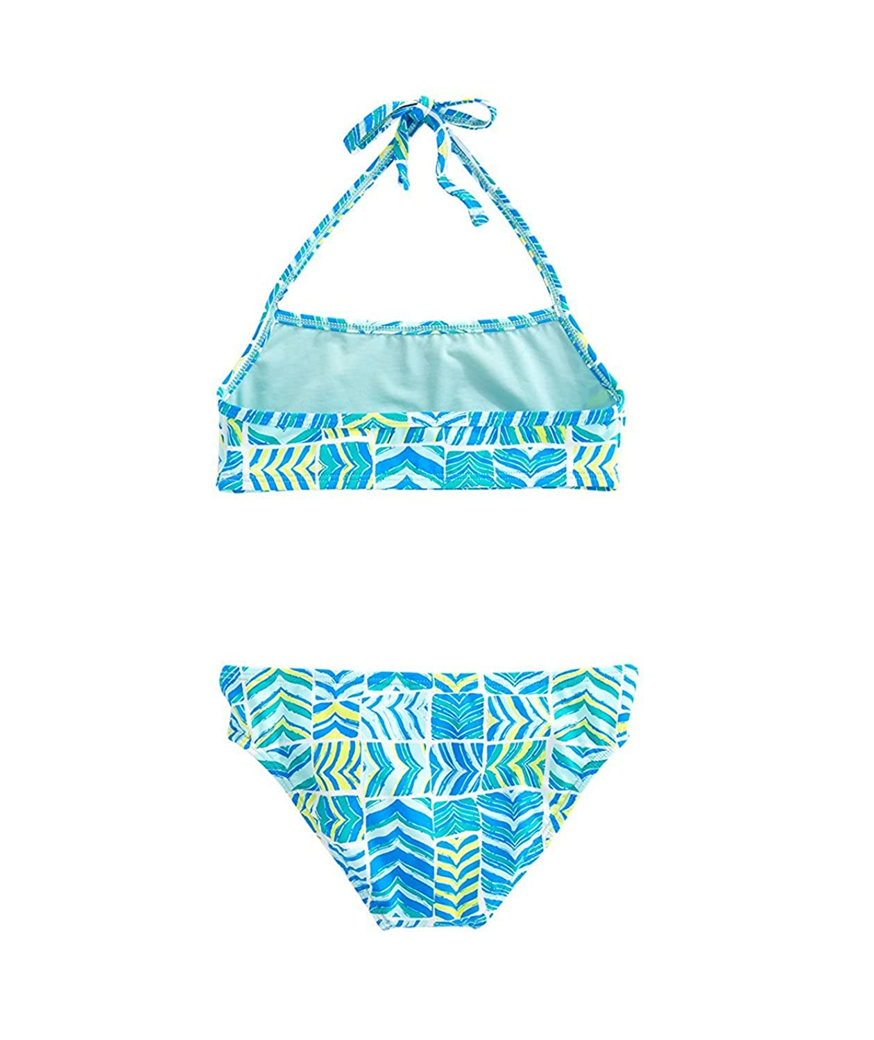 98998114252d2 Amazon.com: Vineyard Vines Girls Tankini Swim Suit Geo Whale Tail Bathing  Suit (XS): Clothing