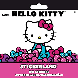 Trends International Hello Kitty, Multicolor