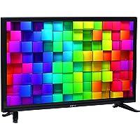 QFX 61 cm (24 Inches) HD Ready LED TV QL2400 (Black) (2018 Model)